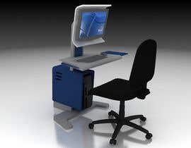 #4 for Diseñar un muebles de melamina y modelarlo de forma realista en 3D by martnavia