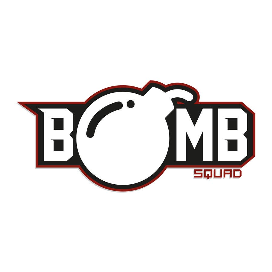 Proposition n°5 du concours Logo for a sports team. Called BOMB SQUAD.