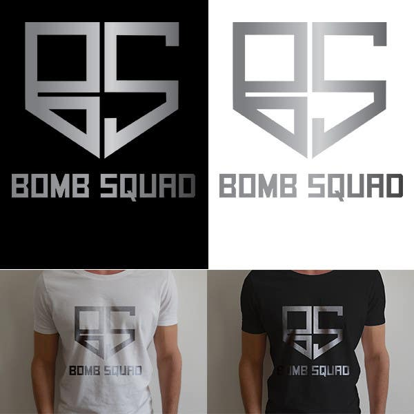 Proposition n°10 du concours Logo for a sports team. Called BOMB SQUAD.