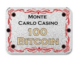 #2 for Design a poker chip and plaquet with Bitcoin on it by khuramsmd