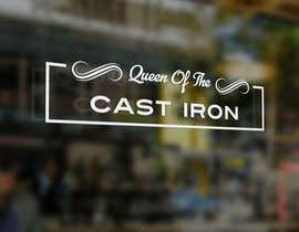 #46 for Design a Logo for Queen of the Cast Iron by FaisalRJBD