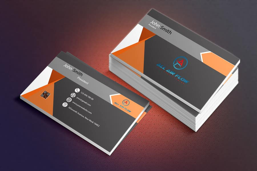 Proposition n°56 du concours one of a kind logo and business card design contest