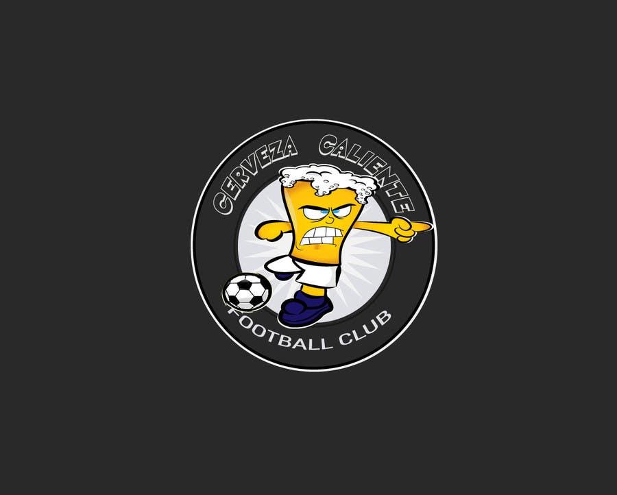 Kilpailutyö #                                        47                                      kilpailussa                                         Design a Logo for a fun football club