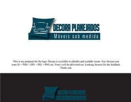 #63 for Design a Logo for Decora Planejados by bpsodorov