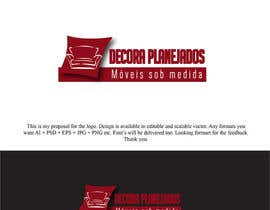 #64 for Design a Logo for Decora Planejados by bpsodorov