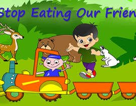 #35 for VeganEvan Facebook Page Cover Photo Contest by SmPrime11