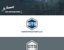 #16 for Company Logo: GTS Construction LLC by Naumovski