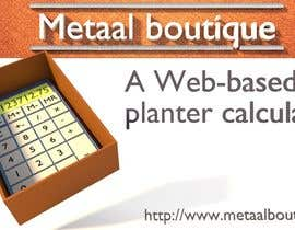 nº 15 pour Web-based planter calculator promotional image par nilslindback