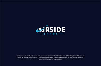 #536 for AirSide Doors- NEW LOGO CONTEST by designpoint52