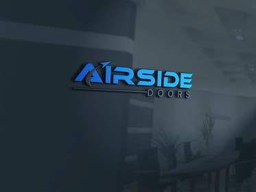 #131 for AirSide Doors- NEW LOGO CONTEST by Crativedesign