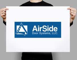 #137 for AirSide Doors- NEW LOGO CONTEST by thatdesignstudio