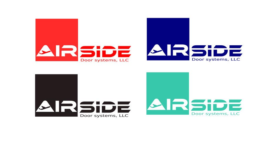 Contest Entry #335 for AirSide Doors- NEW LOGO CONTEST