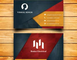 #13 for I need some Graphic Design - Business Cards by WEB21DESIGNER