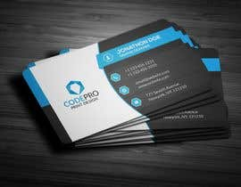 #5 for I need some Graphic Design - Business Cards by mohammadArif200