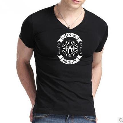 Proposition n°21 du concours Design a logo for T-shirt Line
