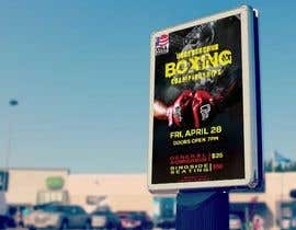 #29 for Design a Poster for a Boxing Event on April 28 by aminul1238