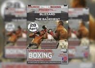 Proposition n° 44 du concours Graphic Design pour Design a Poster for a Boxing Event on April 28