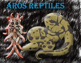 #9 para AROS Reptiles - Mask with a snake LOGO de mostafizur8285