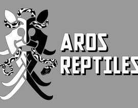 #12 para AROS Reptiles - Mask with a snake LOGO de danimations
