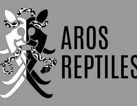 #13 para AROS Reptiles - Mask with a snake LOGO de danimations