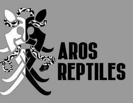 #14 para AROS Reptiles - Mask with a snake LOGO de danimations