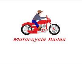 nº 22 pour Motorcycle Rodeo Logo par nasta199630