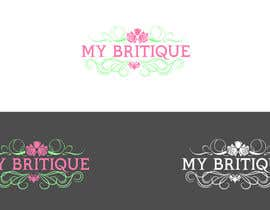 #193 for Clothing Boutique logo by BrilliantDesign8