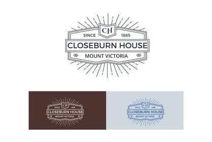 #114 for Closeburn House Logo Design by gemarjaymecija