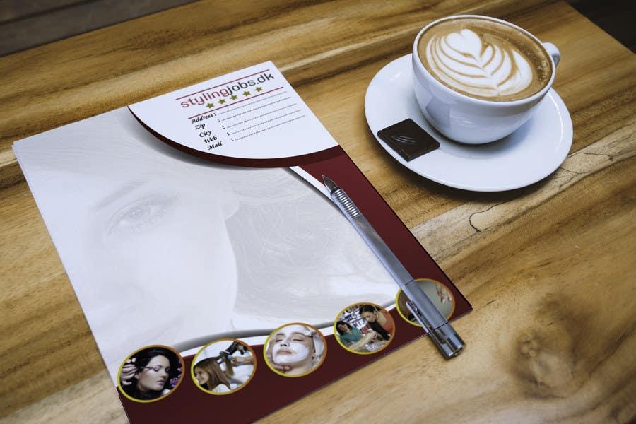 Proposition n°10 du concours A4 Letterhead Design