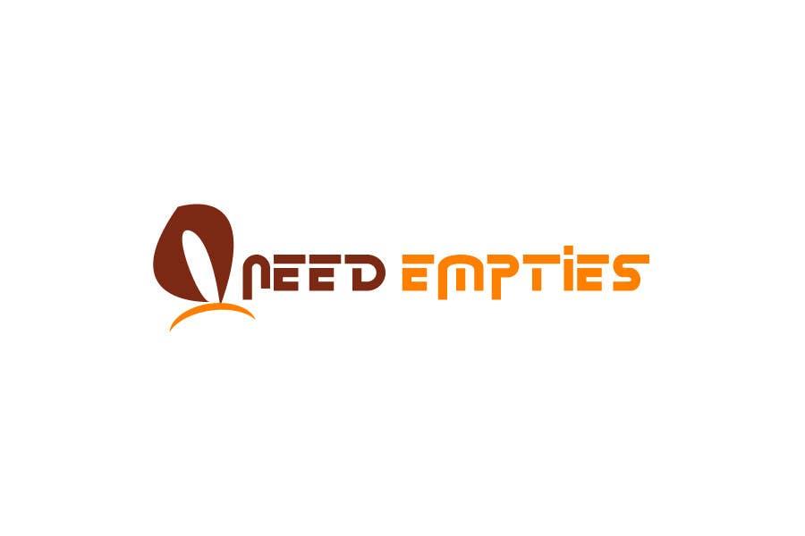 Inscrição nº                                         19                                      do Concurso para                                         Logo for Need Empties