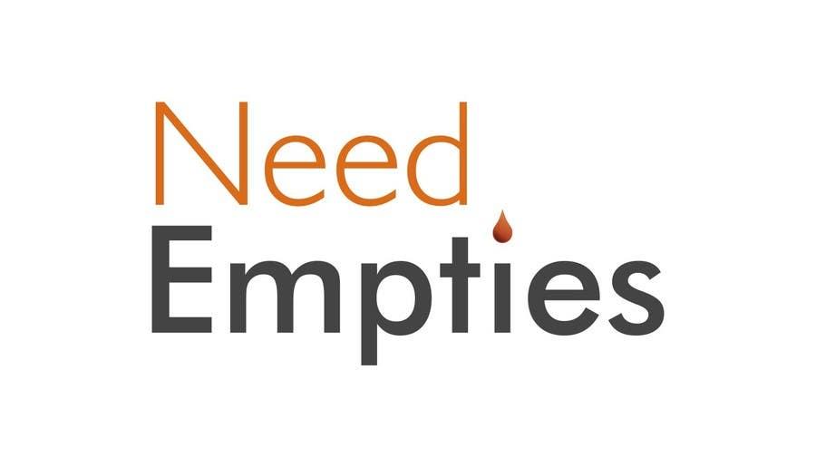 Bài tham dự cuộc thi #                                        6                                      cho                                         Logo for Need Empties