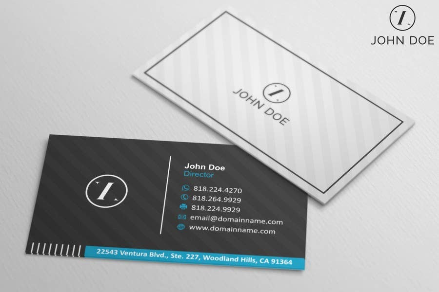 Contest Entry #702 for Design some Business Cards