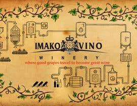 nº 16 pour Hand-drawn illustration of wine-making process par E1matheus