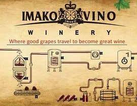 nº 19 pour Hand-drawn illustration of wine-making process par satishandsurabhi
