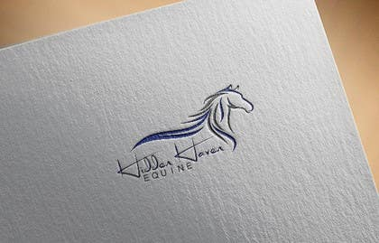 #5 for Miniature Horse Therapy Logo by Diva01