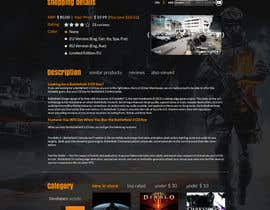 Nro 27 kilpailuun Website Design for CDKEY Warehouse for interspire shopping cart käyttäjältä hipnotyka