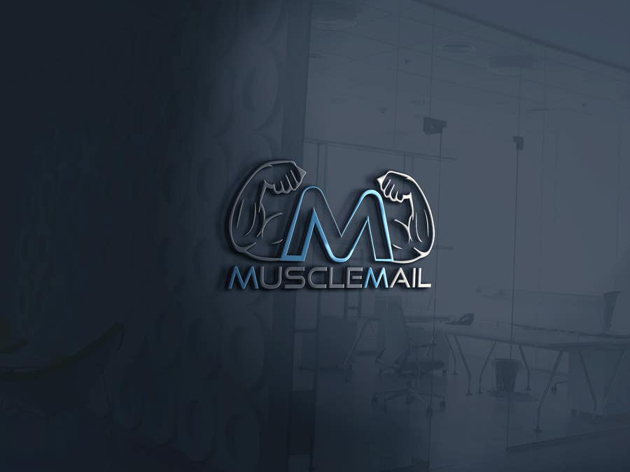 Proposition n°19 du concours Logo Design for MuscleMail - new UK fitness business