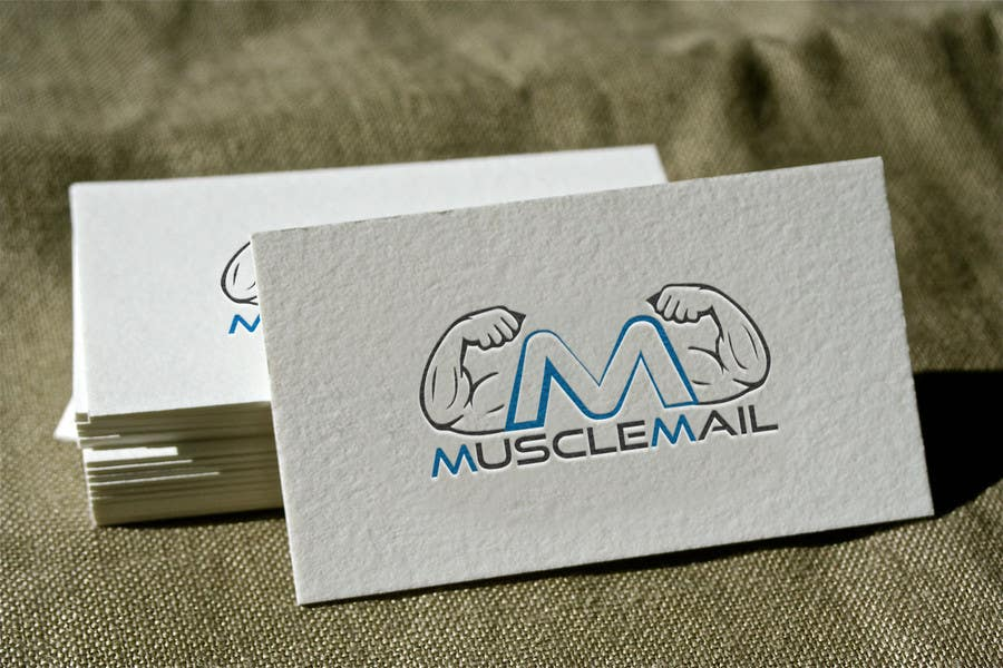 Proposition n°31 du concours Logo Design for MuscleMail - new UK fitness business