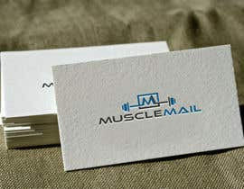 nº 163 pour Logo Design for MuscleMail - new UK fitness business par naharffk