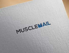 nº 22 pour Logo Design for MuscleMail - new UK fitness business par GURU58