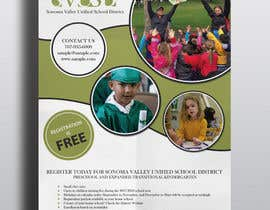 nº 87 pour Education Preschool and Kindergarten Registration Flyer par NELRANO