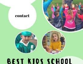 Nro 61 kilpailuun Education Preschool and Kindergarten Registration Flyer käyttäjältä dianadaniei
