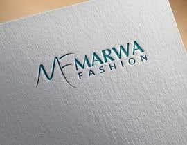 #107 for Marwa Fashion Logo Design by sajibsaker