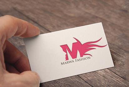#135 for Marwa Fashion Logo Design by designcity676
