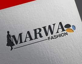 nº 130 pour Marwa Fashion Logo Design par Toy20