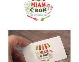 nº 15 pour Design a Logo for Fried Ice Cream Roll, salad bar, wrap ( healthy food ) par wpurple
