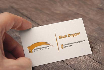 #12 for Logo and Business Cards for Plastering compnay by designcity676
