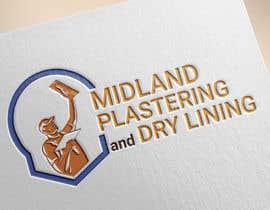 Nro 10 kilpailuun Logo and Business Cards for Plastering compnay käyttäjältä firozkabir255