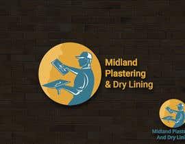 Nro 13 kilpailuun Logo and Business Cards for Plastering compnay käyttäjältä prolificgwd4