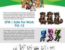 #18 for Design a Flyer for online game af stylishwork